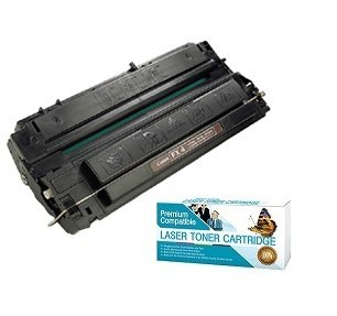 Ink Now Premium Compatible Canon Black Toner FX4 for FAX L800, L900; Laser Class 8500, 9000, 9000S, 9000MS, 9500, 9500S, 9500MS Printers 4000 yld