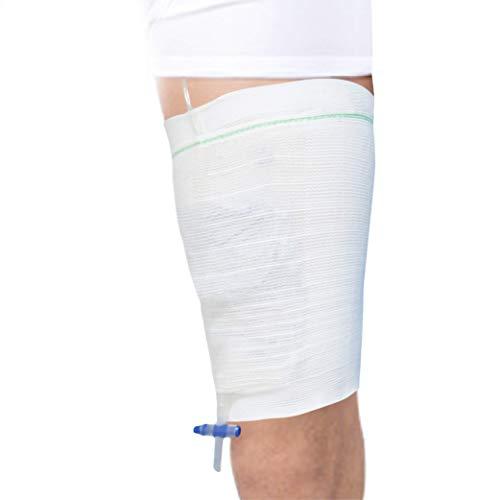 Urine Bag Holder Carer 2pcs Drainage Bag Covers Catheter Bag