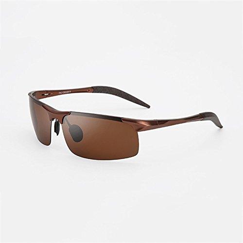 De Gafas 4 Aire De Polarizadas Conducción Sol 4 Color De YQ Sol Libre QY Gafas Gafas Aviación Gafas Al De FnZzUq