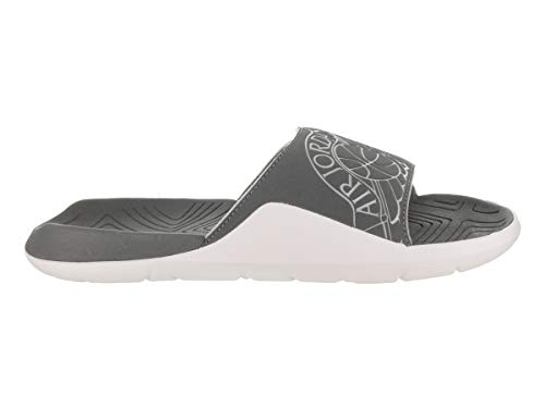 Hydro 002 Jordan white particle Grey Grey De Chaussures Fitness Multicolore Homme smoke 7 OZZw7qdB