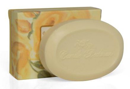 Camille Beckman French Milled Gentle Cleansing Soap, Fench Vanilla, 3.75 - French Soap Vanilla