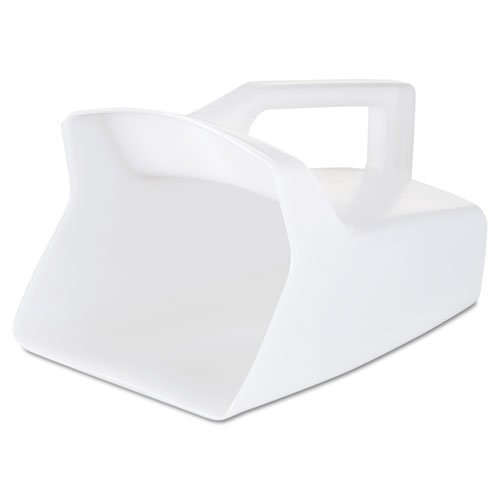 Rubbermaid Bouncer (Rubbermaid Commercial Bouncer Bar/Utility Scoop, 64oz, White - one scoop.)