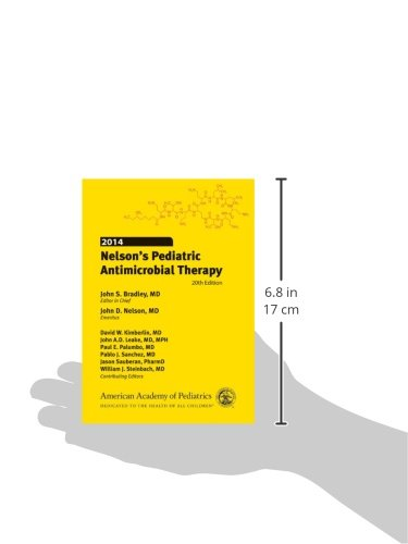 2014 Nelson's Pediatric Antimicrobial Therapy - http://medicalbooks.filipinodoctors.org