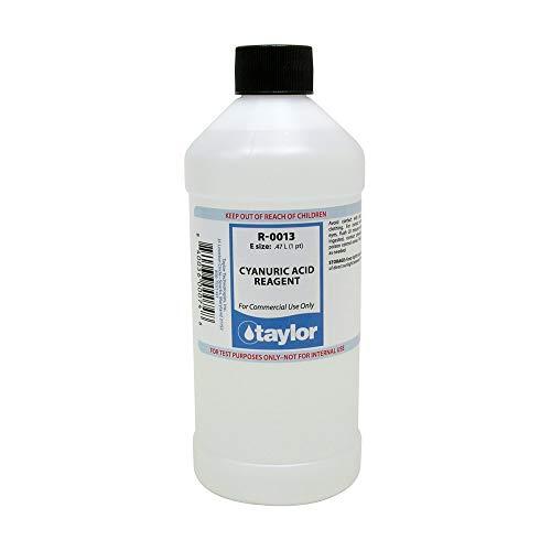 TAYLOR TECHNOLOGIES INC R-0013-E CYANURIC ACID 16 OZ ()