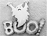 Spooky Ghost Boo! Pin JJ Jonette Halloween