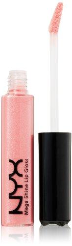 NYX Professional Makeup Mega Shine Lip Gloss, Salsa, 0.37 Ounce