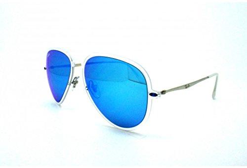 Gafas de sol Mixta Ray Ban cristal RB 4211 Light Ray 646/3R ...