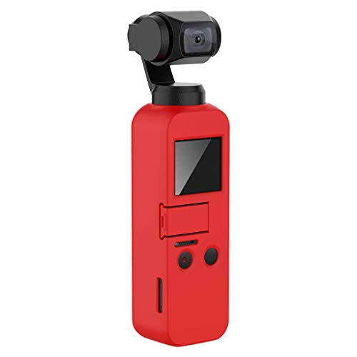 2019 Best Gift!!!Cathy Clara for DJI OSMO Pocket Handheld Gimbal Protective Silicone Cover Case