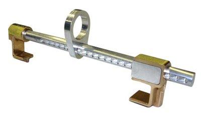 Miller® by Honeywell ShadowLite Lightweight Adjustable Aluminum And Bronze Beam Anchor by Honeywell