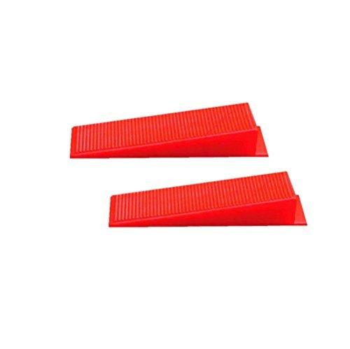 Tile Leveling System Wedge - 300 Pcs