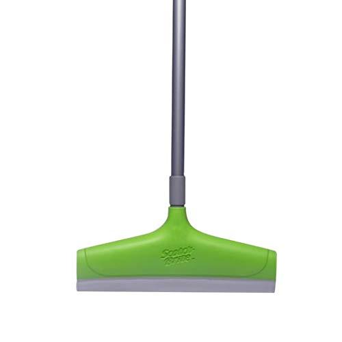 Scotch-Brite Bathroom Squeegee Plastic Wiper(30 cm)(Green)