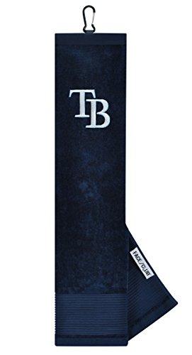 - Team Effort MLB Tampa Bay Rays Face/Club Tri-Fold Embroidered Towelface/Club Tri-Fold Embroidered Towel, NA