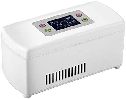 ZWH-ZWH ボックスを冷却ポータブルインスリンクーラーセミコンダクターミニトラベル冷蔵庫/医薬品、(2-8°C製薬冷蔵庫)旅行、糖尿病患者のための 車載用冷蔵庫