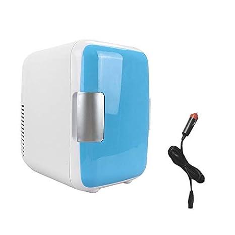 mimaniny 4L Refrigeradores de Coches Ultra silencioso de Coche de ...