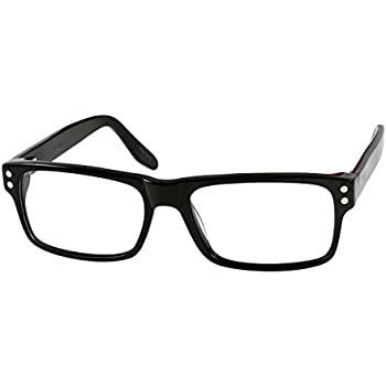6b4eca2462 ArmouRx 7001 Prescription Safety Eyewear frames black (BLK) - Size  52-15