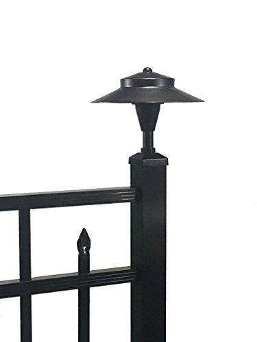 Tru-Post LED Light for Standard 2.5'' x 2.5'' Aluminum Railing or Fence Post by Tru-Post