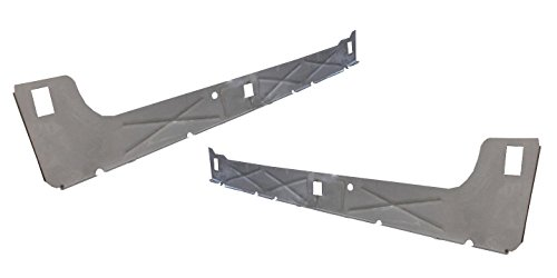 Motor City Sheet Metal - Works With 1999-2006 Chevy Silverado Sierra Extended Cab Inner Rocker Panel New Pair ()