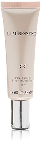 Giorgio Armani Luminessence CC Cream SPF 35, No. 04, 1.01 Ounce - Giorgio Armani Concealer