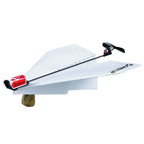 Susenstone®Power up electric paper plane conversion kit fashion educational toys