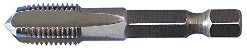 Alfa Tools HST70324 1//4-20 TPI High-Speed Steel NC Tap Bit