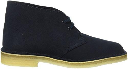 Desert Blu Boots Stivali Navy Originals Suede Dark Boot Donna Clarks 6wP4qHtBxw