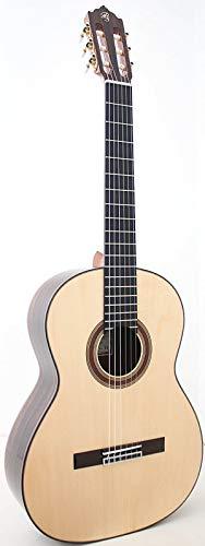 prude ncio Sáez Modelo 35 4/4 Guitarra de concierto España: Amazon ...