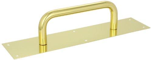 - Rockwood 107 X 70B.3 Brass Pull Plate, 15