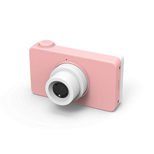 Giokfine 2019 Kids Toys Camera Compact Cameras for Children Gifts, 8MP HD Video Camera Gifts (Pink) by Giokfine (Image #3)