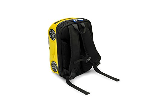 Automobili Lamborghini Official Accessories Lamborghini HuracÁn Lp610-4 Kids Backpack One Size Yellow ()