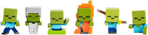 Mattel Minecraft Mini Mob Zombie Pack Toy Figure