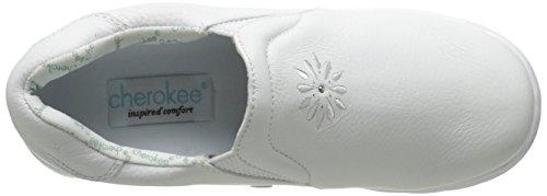 Cherokee Women's Robin Work Shoe, White, 9.5 M US by Cherokee (Image #8)