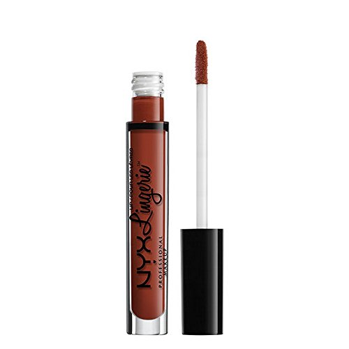 NYX PROFESSIONAL MAKEUP Lip Lingerie, Exotic, 0.14 Ounce