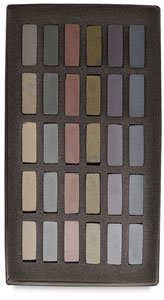 Terry Ludwig Soft Pastel Sets - Maggie Price Grays, Set of 30