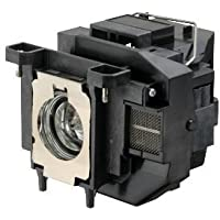 Epson Elplp67 Replacement Lamp . 200 W Projector Lamp . Uhe . 4000 Hour Normal, 5000 Hour Economy Mode Product Type: Accessories/Lamps