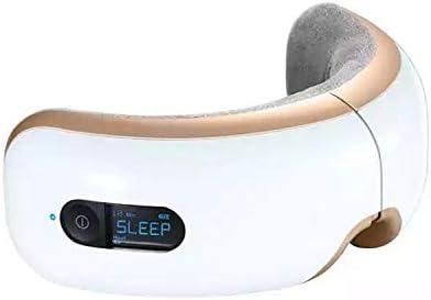 アイマッサージャー、エア圧力、振動、眼疲労、ドライアイ、ダークサークルのための音楽、充電式、180°のFoldable、パーフェクトなギフトの選択母の日ギフト