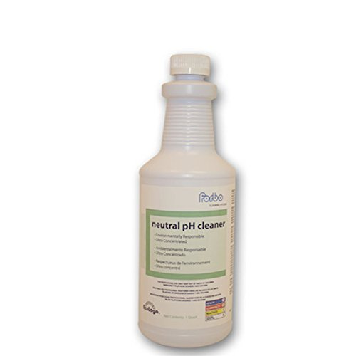 (Forbo Neutral pH Cleaner Concentrate, 1-quart - RESIDENTIAL/ COMMERCIAL)