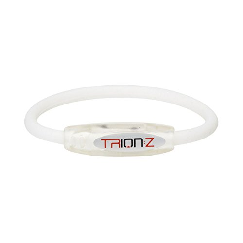 Trion:Z Active Wristband, White, Small
