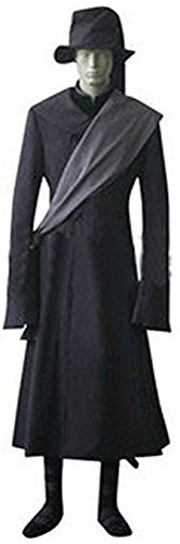 Vicwin-One Anime Undertaker Uniform Outfit Cosplay Costume (Female -