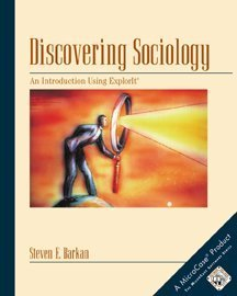 Discovering Sociology : An Introduction Using ExplorIt