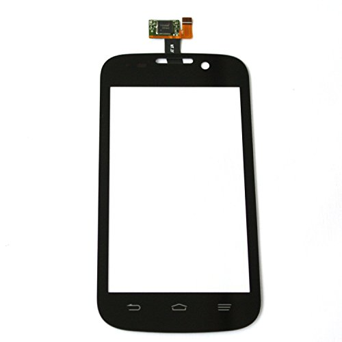 New Black Touch Screen Digitizer For ZTE Virgin Mobile Awe N800 USA Cell Phones Parts (Zte N800 Mobile Phone Virgin)
