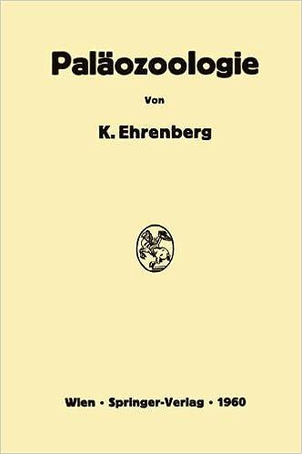palobiologie und stammesgeschichte ehrenberg kurt