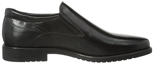Salamander Mens Adam Slip On Black gq92FdD