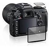 Maxsimafoto® Pro LCD Glass Screen Protector For Nikon D7200 D7100 High Transparency, Anti-scrape, Anti Bump.