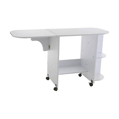 Sewing Table - White - Sewing Machines White
