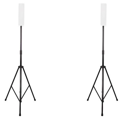 - dB Technologies Kit for ES503 Stereo System, Includes 2 Tripods, Bag and Cables
