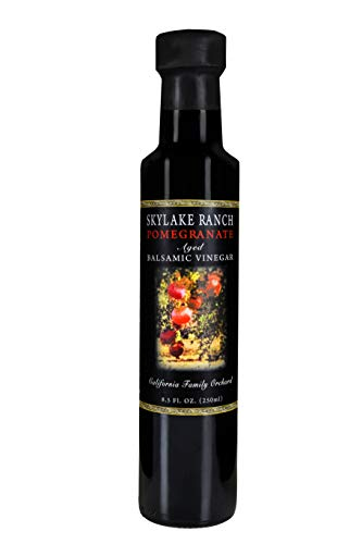 12 Year Aged Pomegranate Balsamic - Balsamic 12 Years Vinegar