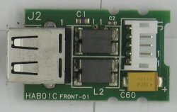 (40X8459 Lexmark Usb Connector)