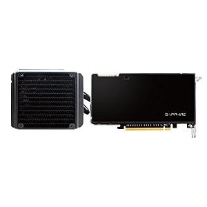 Sapphire Radeon R9 Fury X 4GB HBM HDMI/TRIPLE DP PCI-Express Graphics Card 21246-00-40G