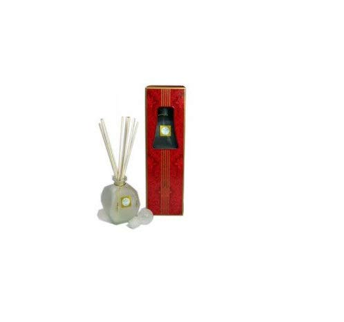 ERGO er'go Luxury Natural Premium Reed Diffusers Set (Red Berry Currant - Red Box) by ERGO