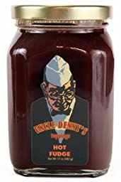 Uncle Denny\'s Hot Fudge Gourmet Ice Cream Topping